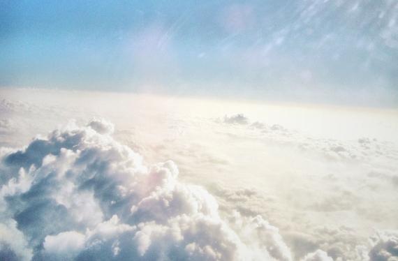 Sky over Japan